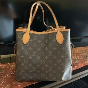 💯 Louis Vuitton Tote Neverfull MM